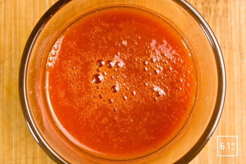 Sauce piquante