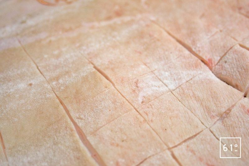Bicarbonater la peau
