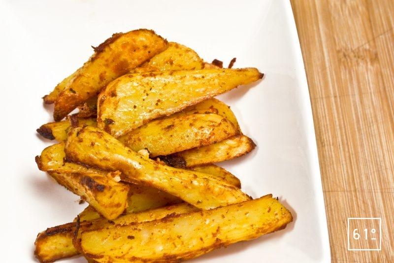 Potatoes aux épices