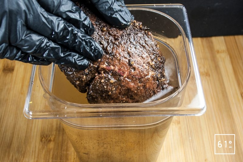 Nettoyer la viande