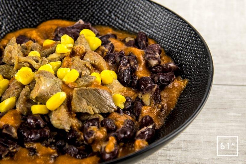 Authentique Chili con carne