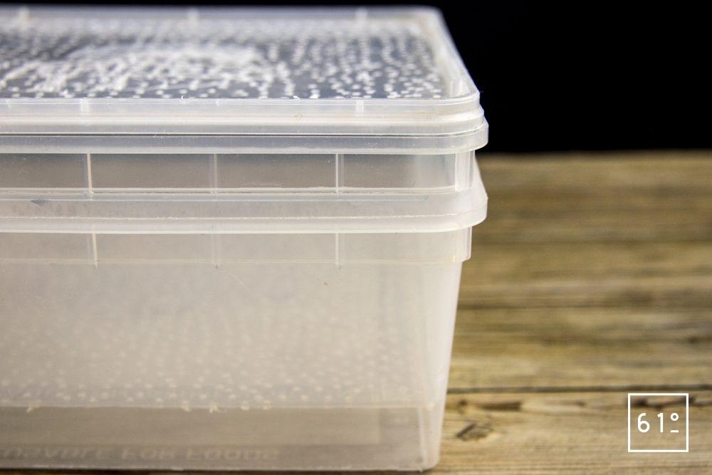 Germoir pour graines germées et micro pousses - germoir complet