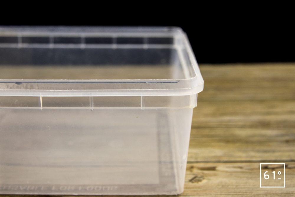 Germoir pour graines germées et micro pousses - germoir cuve pleine