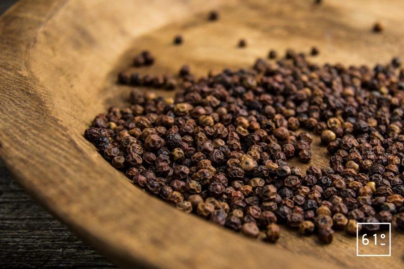 Les poivres du monde - part 2 - les Piper Nigrum de A à M