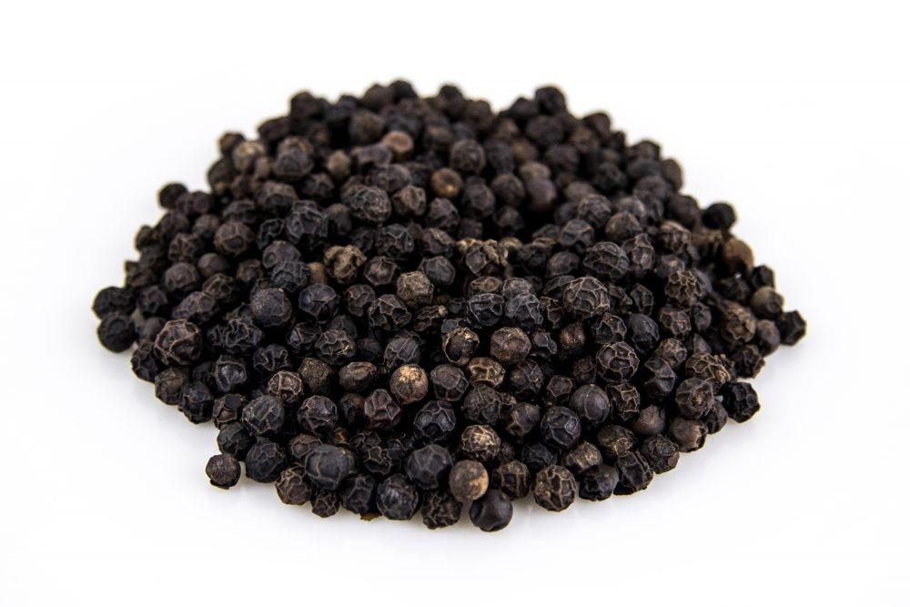Poivre noir du Kerala inde