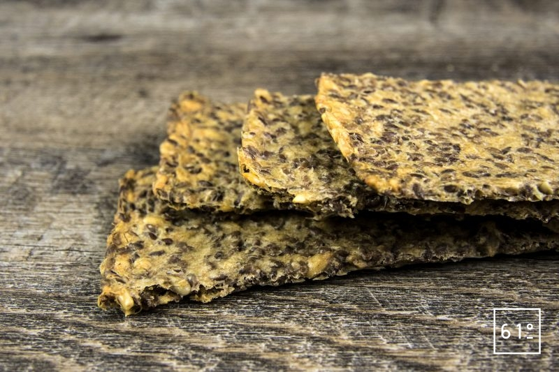 Knäckebröd - pain cracker suédois