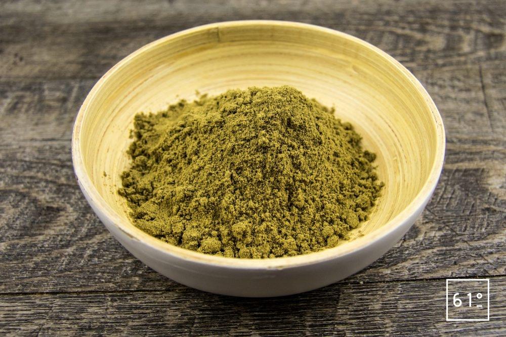 Le chanvre en cuisine - la farine de chanvre