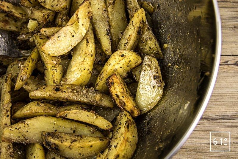 Original Dust pour potatoes et marinade de porc