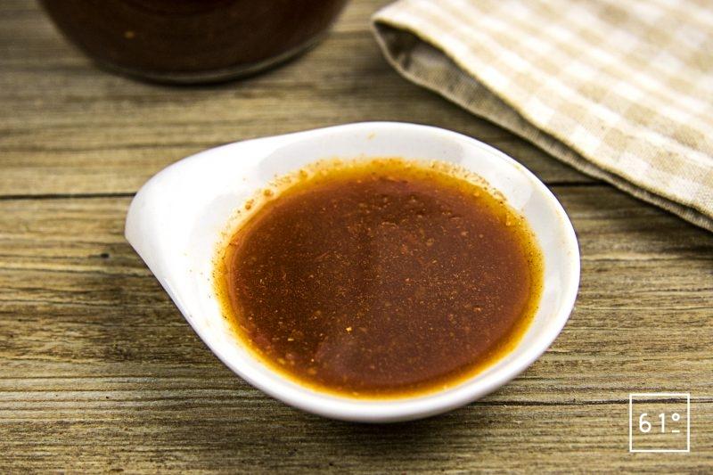 Sauce piquante aux habaneros lactofermés