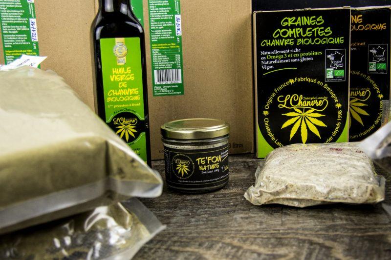 L'Chanvre fabricant français de produits à base de chanvre alimentaire