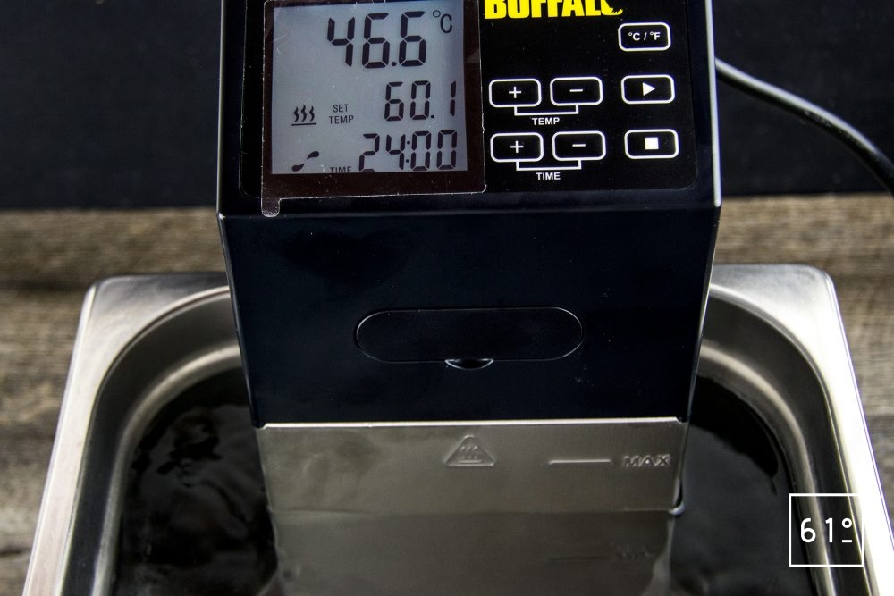 Thermoplongeur Buffalo