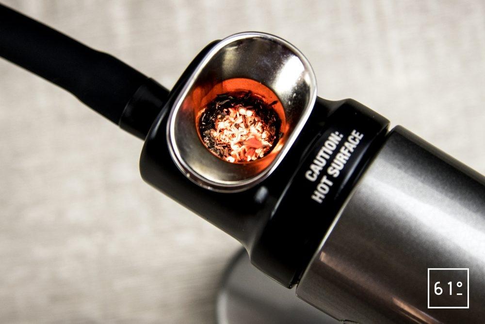 Pistolet de fumage SAGE - combustion de la sciure