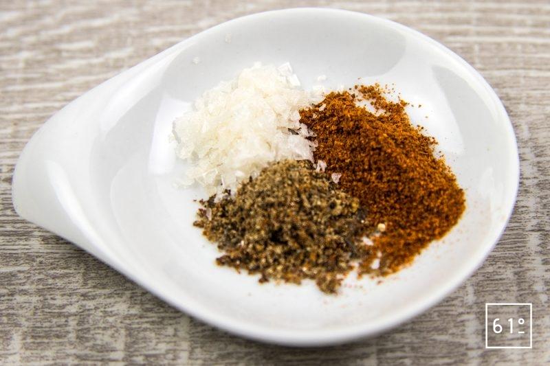 Guacamole - mélange d'épices
