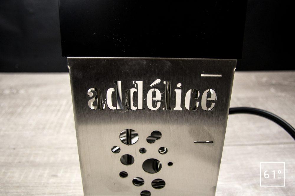 Thermoplongeur à platine Swid Premium - le marquage Addélice