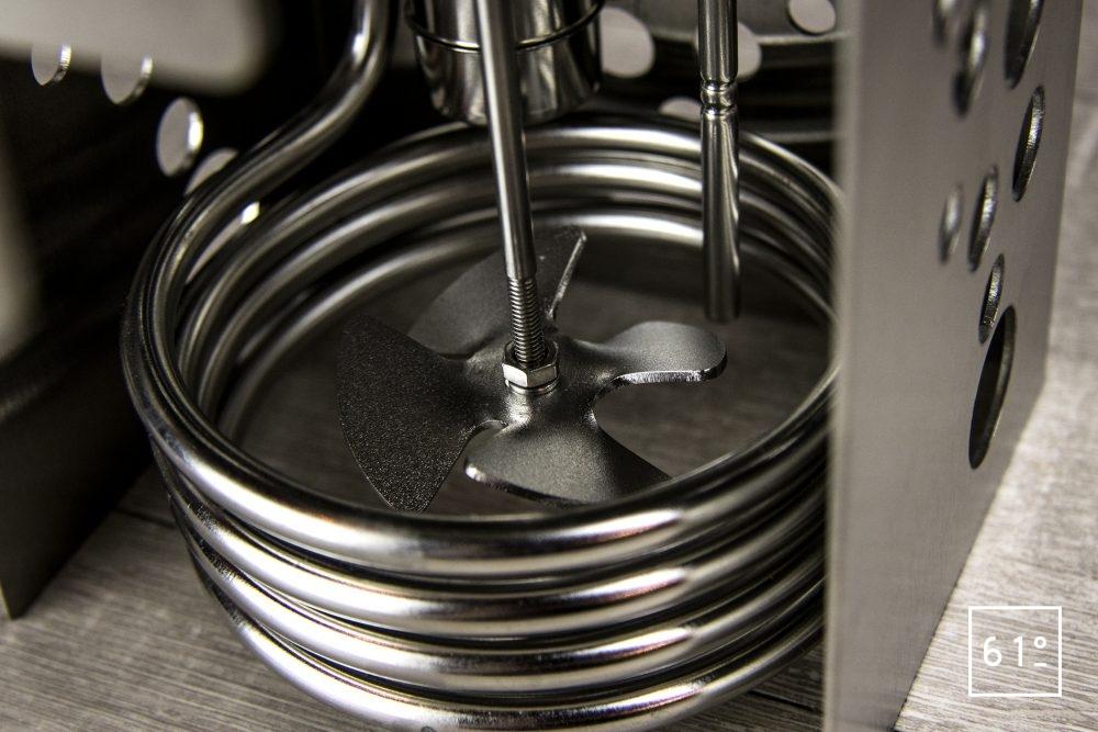 Thermoplongeur à platine Swid Premium - l'agitateur et braçage d'eau