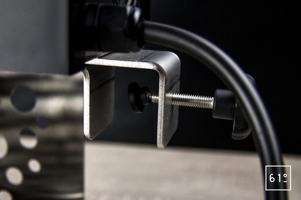 Thermoplongeur à platine Swid Premium - le système de fixation