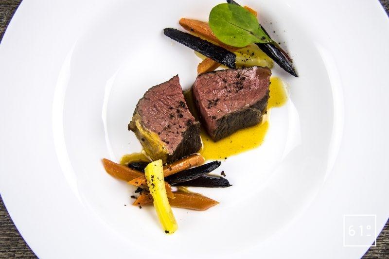 Bœuf carottes picanha