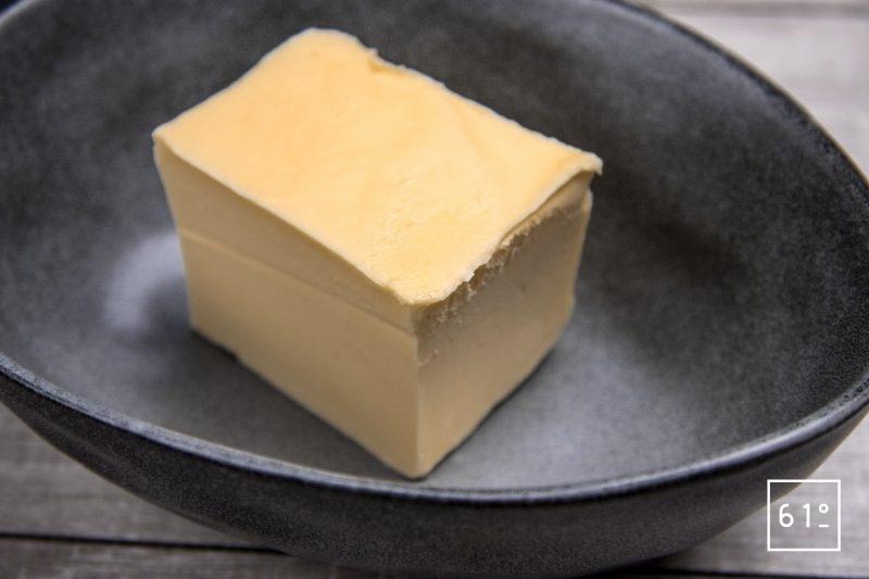 Beurre aux champignons