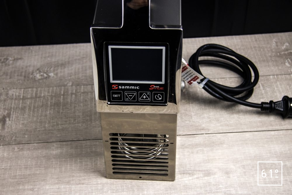 Thermoplongeur SmartVIde 8 plus de chez Sammic - en entier