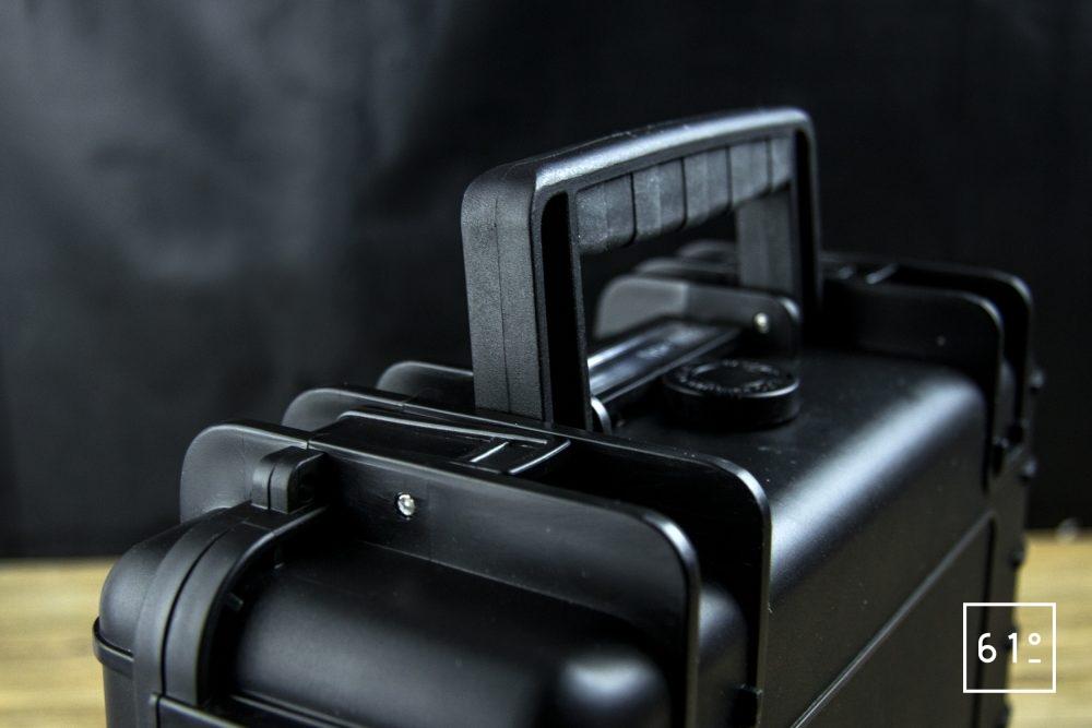 Sonde Pt 1000 Chef's Probe - poignée de la valise de transport