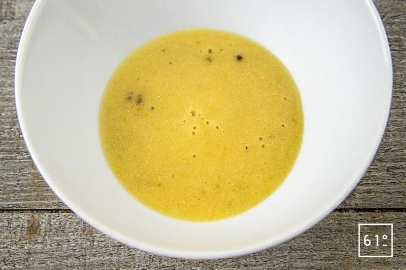 Crème de citron