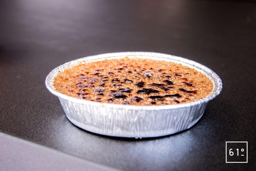 L'Eatinérant - crème brulée