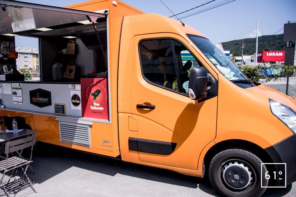 L'Eatinérant - le camion