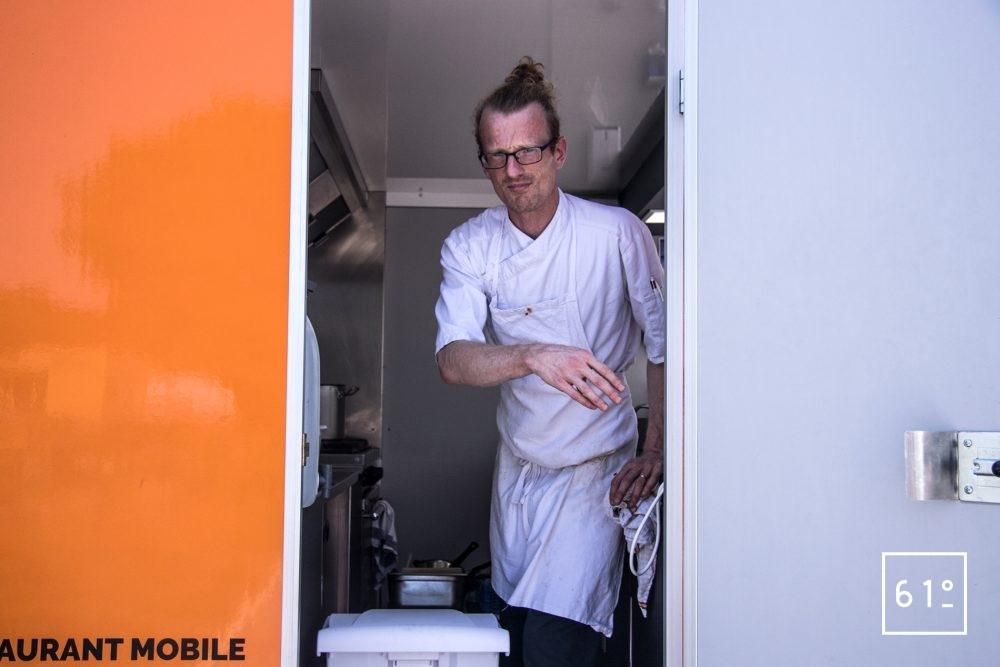 L'Eatinérant - le chef