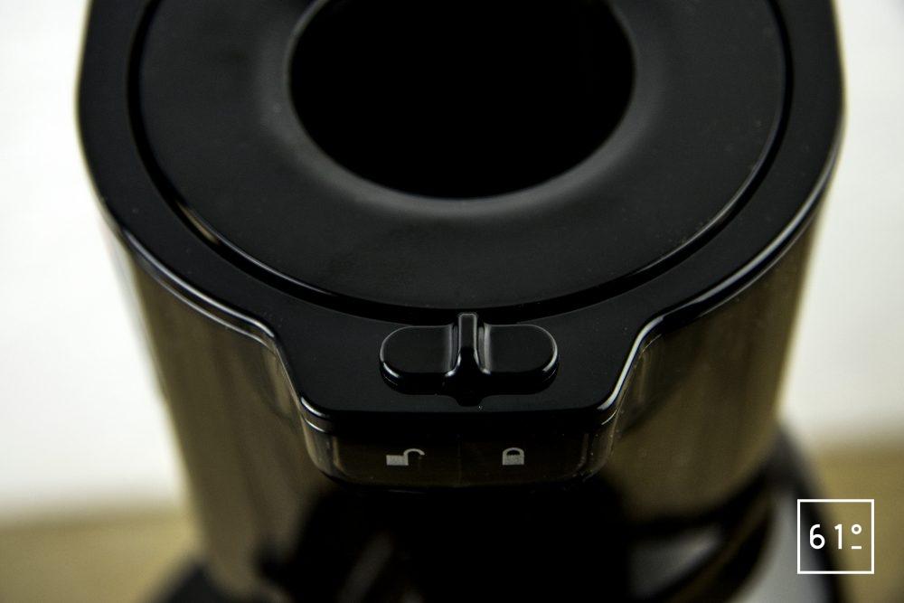 Extracteur de jus Kuving EVO820 - capot fermé