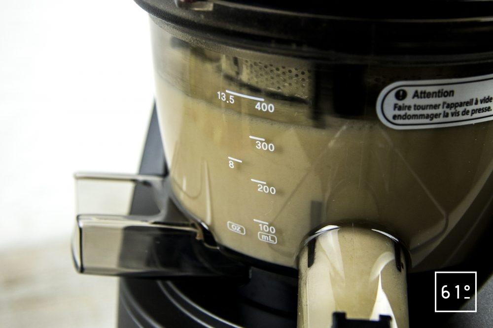 Extracteur de jus Kuving EVO820 - smoothie