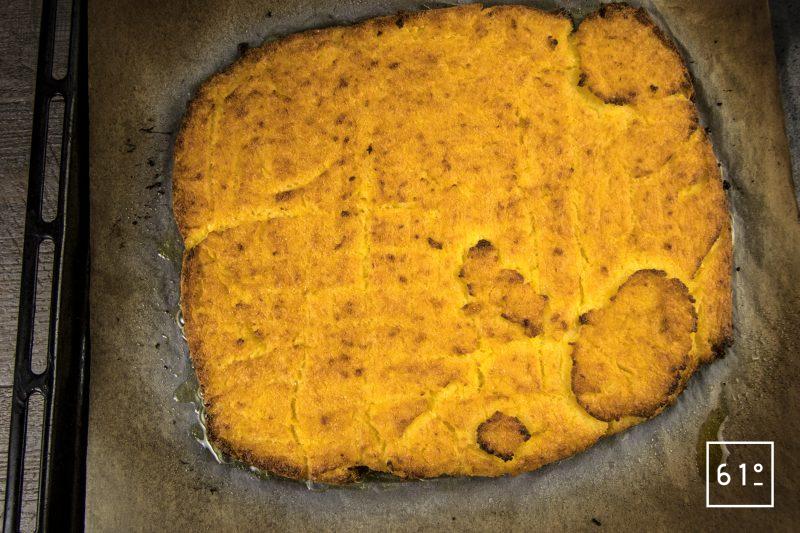 Poularde de Bresse, caponata et ses sauces - passer au grill