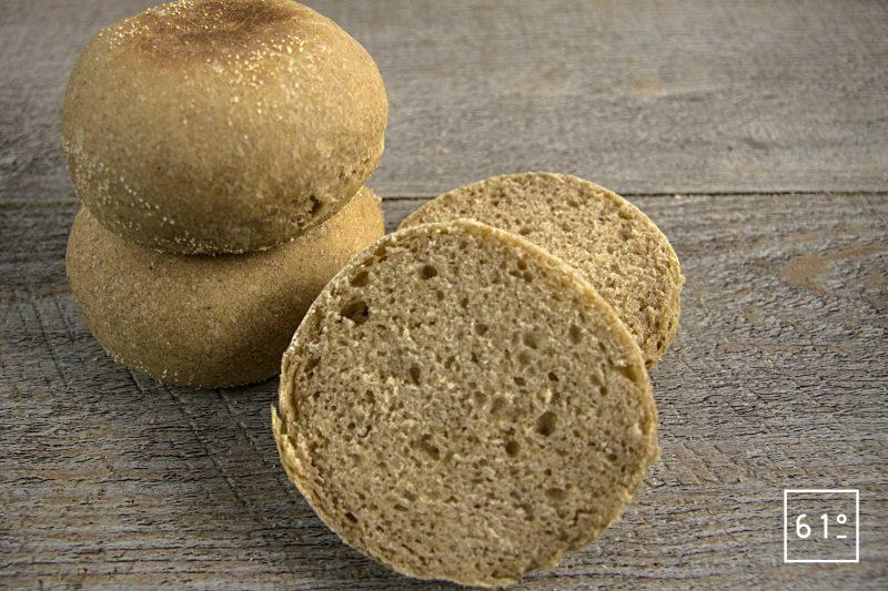 Muffin anglais au levain