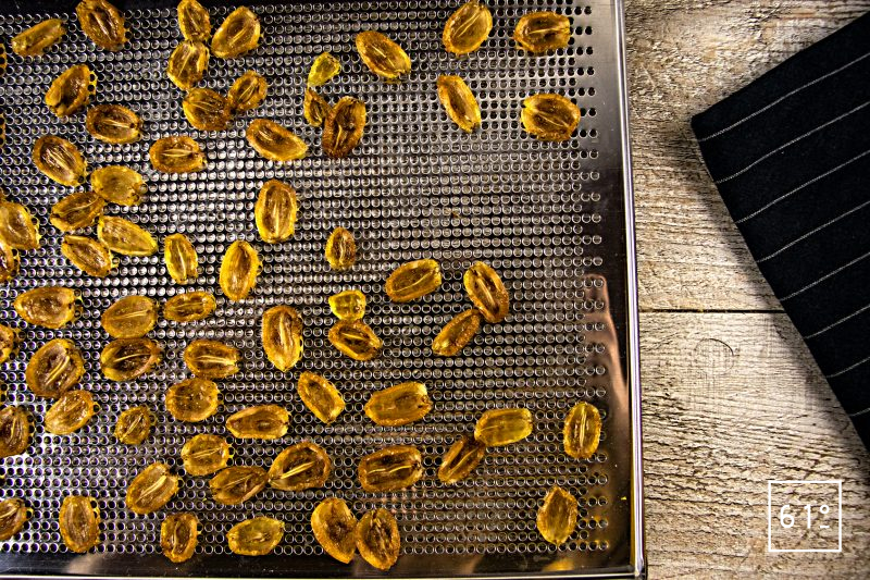 Raisins blancs déshydratés