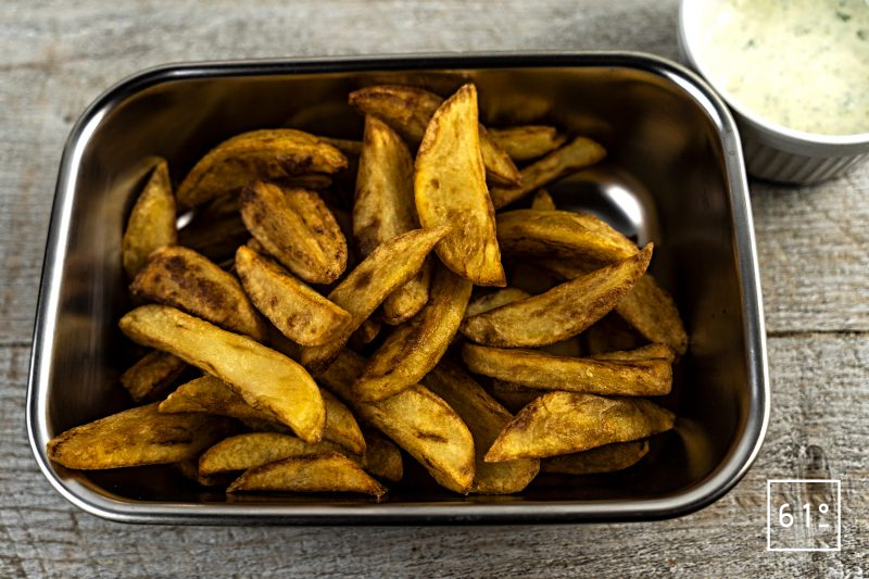 Chips - frites anglaises